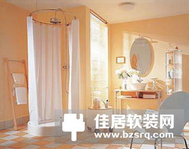 装修卫生间效果图 开放式卫生间装修风格