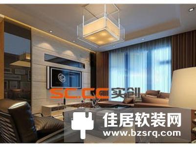 客厅电视墙该如何装修 推荐六款客厅电视墙效果图